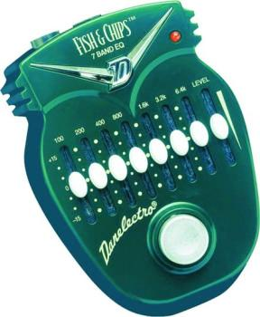 Danelectro Fish & Chips- 7 Band EQ Pedal (DN-DJ14)
