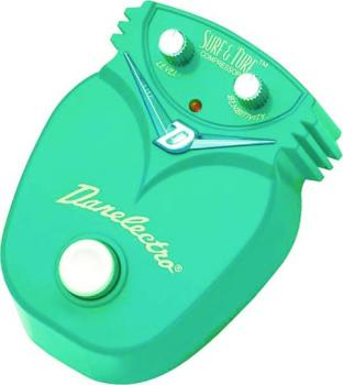 Danelectro Surf & Turf Compressor Pedal (DN-DJ9)