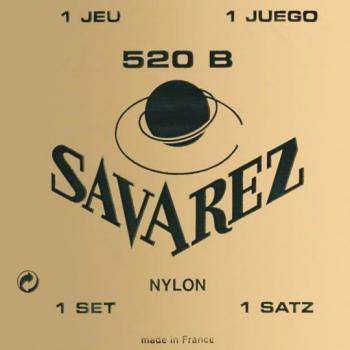 Savarez Traditional White Low Tension Classical String Set (520B)
