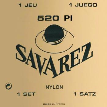 Savarez Classical String Set, Plastic Wound E,B,G (S3-S520P1)