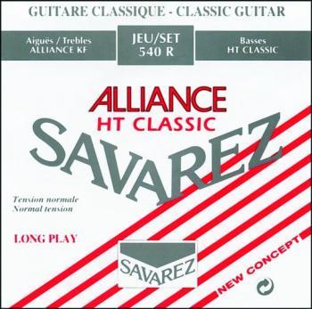 Savarez Alliance Classical String Set, Red Card (S3-S540R)