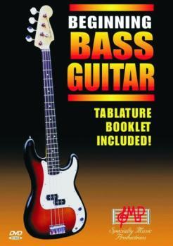 SMP Beginning Bass Guitar DVD (SM-SMPBG1D)