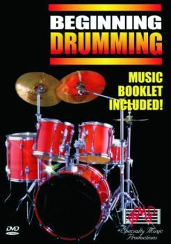 SMP Beginning Drumming DVD (SM-SMPDS1D)