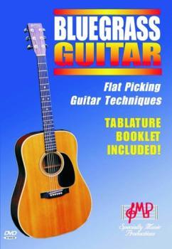 SMP Bluegrass Guitar DVD (SM-SMPG2D)
