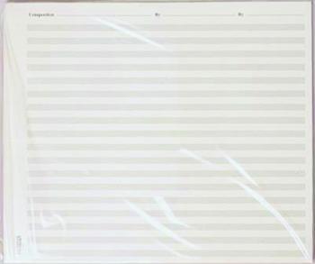 Crestline Looseleaf Manuscript Paper (CR-MTR-C99)
