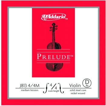Prelude Medium Tension Single Violin String, 4/4 (PD-MTR-J8144M)