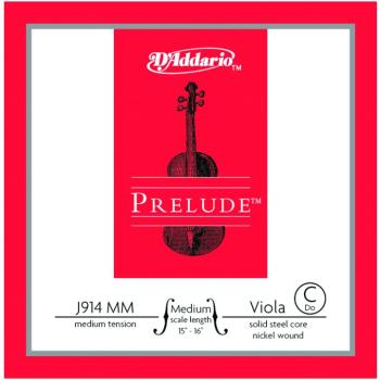 Prelude Medium Tension Single Viola String (PD-MTR-J91MM)