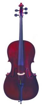 Musino 4000 Deluxe Series Viola (MU-MTR-VL40)
