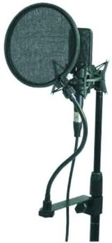 "Raxxess Stop-It Pop Screen, 6"" Pop Filter (RX-POMT)"