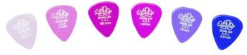 Dunlop Delrin 500 Standard Picks, display of 432 (DU-4100)