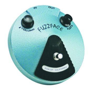 Dunlop JH-F1 Jimi Hendrix Fuzz Face™ (DU-JHF1)