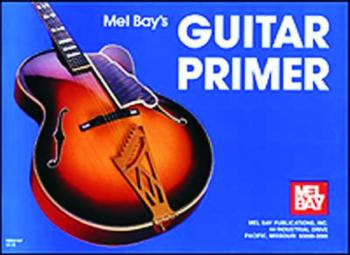 Mel Bay Guitar Primer Book and CD Set (MB-MP3197BCD)