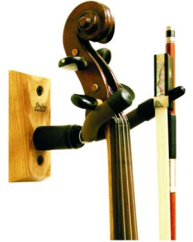 String Swing Hardwood Violin Wall Hanger (CC01V)