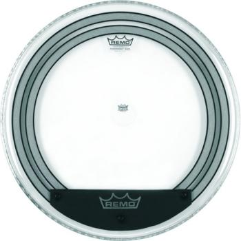 Remo Powersonic Clear Bass Drumhead (RM-MTR-PW132)