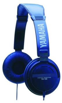 Yamaha Professional Monitor Headphones (YA-RH5MA)