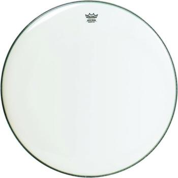 Remo Smooth White Ambassador Bass Drumhead (RM-MTR-BR12)