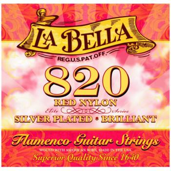 La Bella® Flamenco String Set (LB-L820)