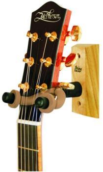 String Swing Original Home/Studio Guitar Hanger Oak Block (CC01)