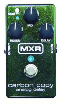MXR Carbon Copy Analog Delay Pedal (MX-M169)