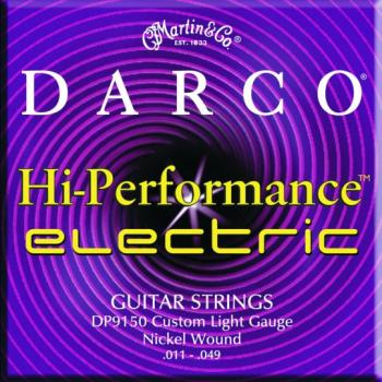 Darco Hi-Performance Electric Strings, Custom Lt. (DR-D9150)