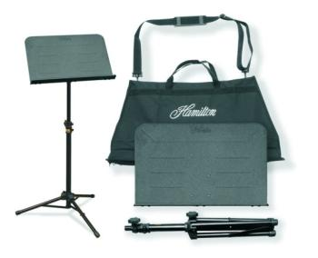 Hamilton Traveler II Orchestra Stand With Bag (HA-KB90)