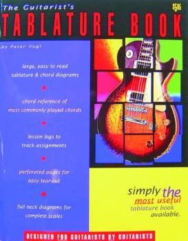 Mel Bay® Guitar Tab Book (MB-WLGTB)