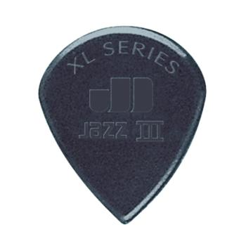 Dunlop Black Stiffo Jazz III XL Player's Pak (6) (47PXLS)
