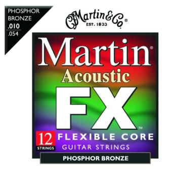 Martin FX 92/8 Phosphor Bronze 12 String Set (MFX700)