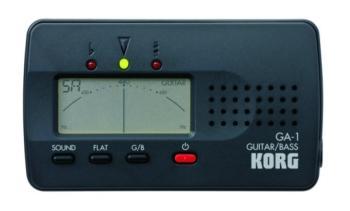 Korg Guitar & Bass Tuner (KO-KGA1)