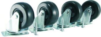 Ernie Ball Amp/Speaker Casters (EB-6101)