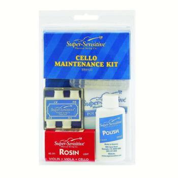 Super Sensitive Cello Maintenance Kit (SU-9333)