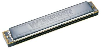 Hohner Weekender Tremolo 24 Hole Harmonica, Key of C (HH-98115C)